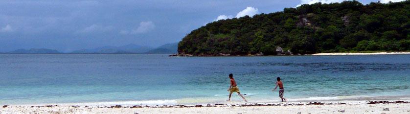 Výlet na ostrov Lombok